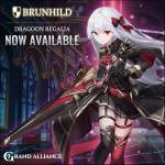 Brunhild Dragoon Regalia Skin