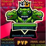 [PS4] Best PvP Fibercraft Server there is!