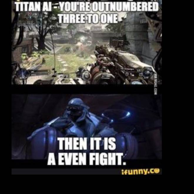 Titanfall: General - Fuck u titan image 1
