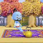 The Animal Crossing Float Challenge
