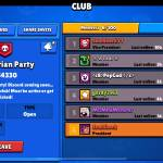 New club Barbarian Party! Recruiting new active members to play with regularly.