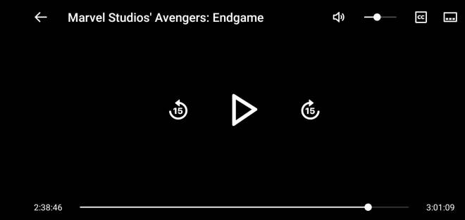 Off Topic: Welcome - Spoilers about endgame (yes I know almost everyone has seen it) image 2