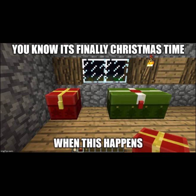 Minecraft: Memes - Where are all my O.G's that remember the first time this happened!! image 1