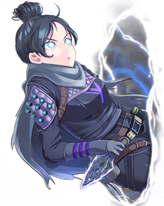 Apex Legends: General - i swear wraith is the best apex player  image 1
