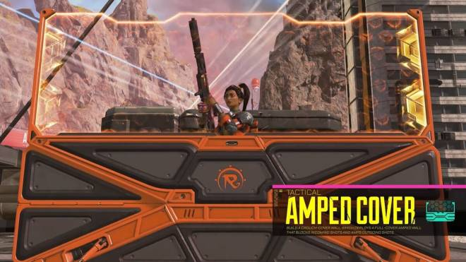 Apex Legends: General - Apex Legends - Tips & Tricks guide to Rampart image 6