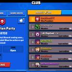 Join Barbarian Party! New club recruiting new members to play with!