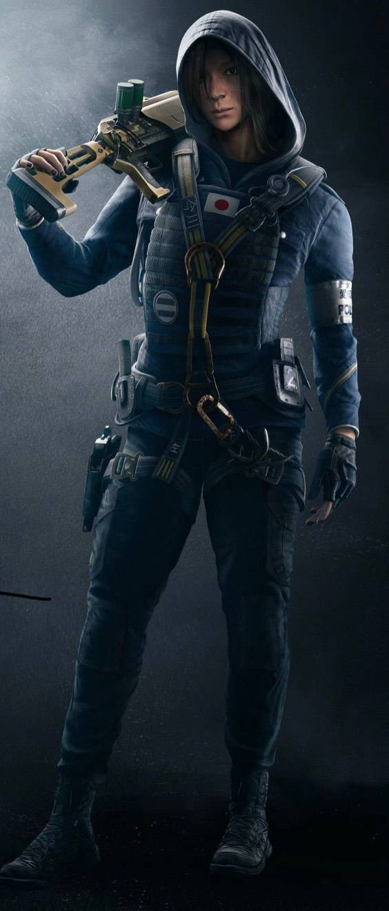 Rainbow Six: General - What's your favorite operator do you like more ash or hibana? image 1