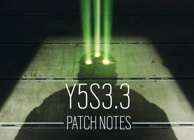 Rainbow Six: General - 🛠 Y5S3.3 Patchnotes 🛠 image 2