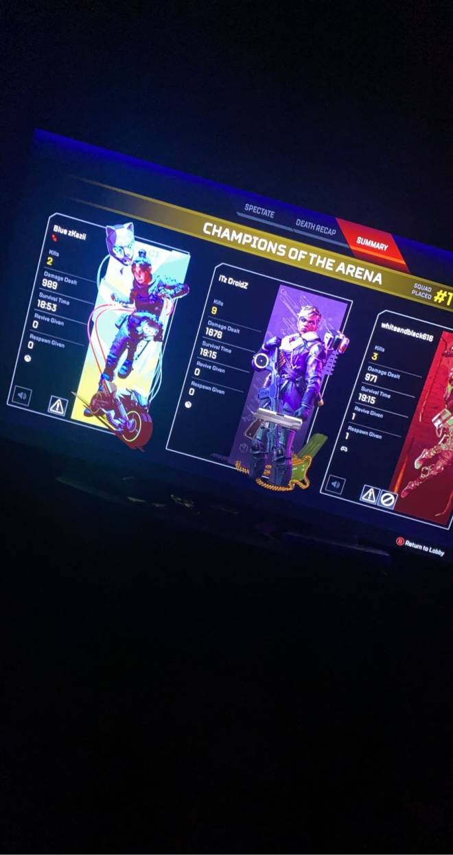 Apex Legends: General - Ranked! Looking for guys or girls to play with. Im on xbox 18+(just started yesterday, still bronze) image 1