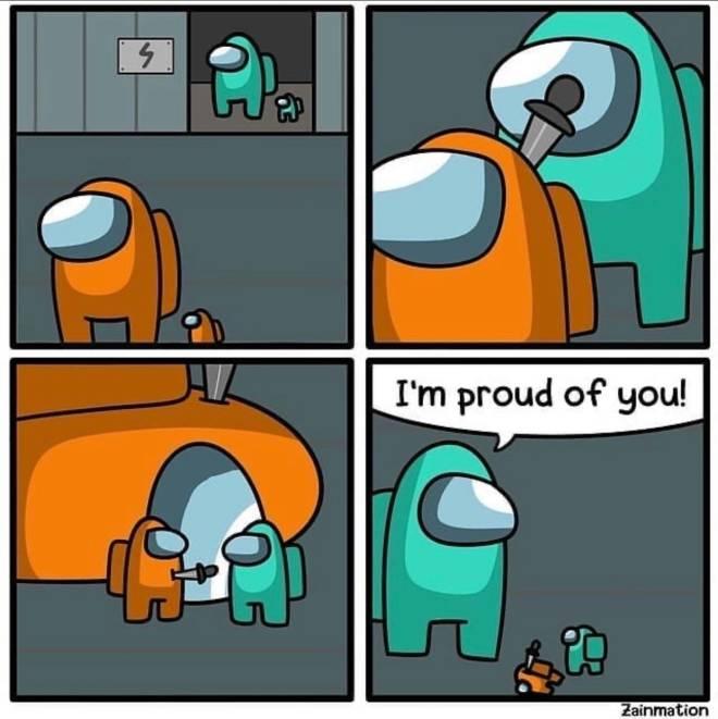 Among Us: Posts - Hahahahahha  image 1