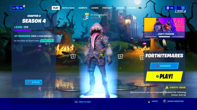 Fortnite: Battle Royale - Going to the bank but I'll be back  image 1