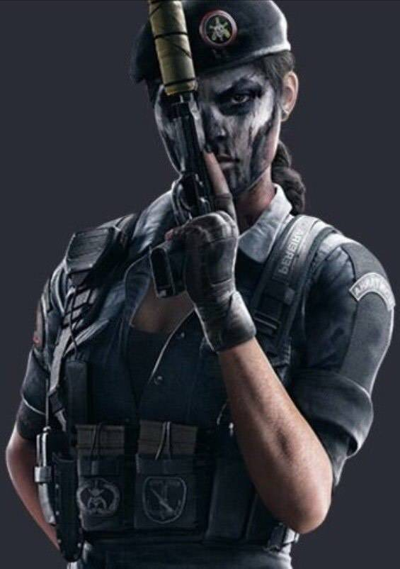 Rainbow Six: General - Who is scarier nook or cav  image 2