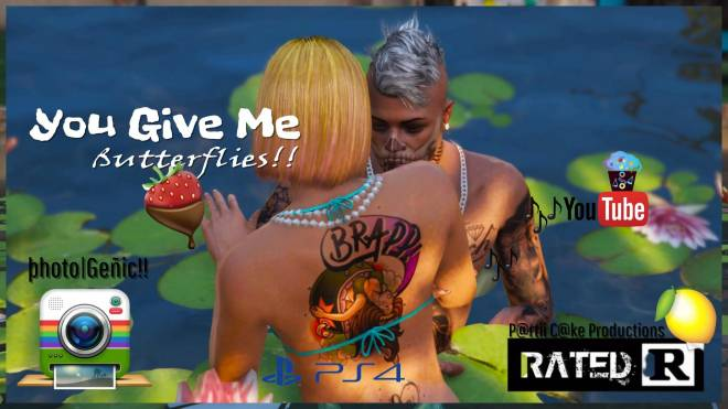 "GTA: Promotions - You 💋 Give 🐛 ""Me"" Butterflies🦋 