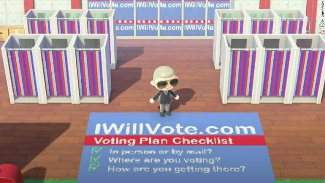 Animal Crossing: Posts - Prepare to Vote With Animal Crossing image 2