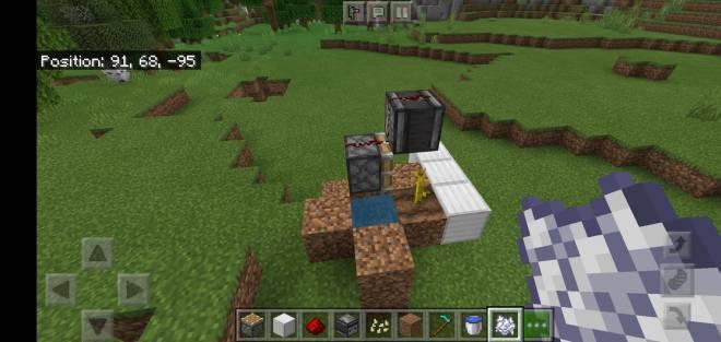 Minecraft: Memes - How pros make iron golems image 1