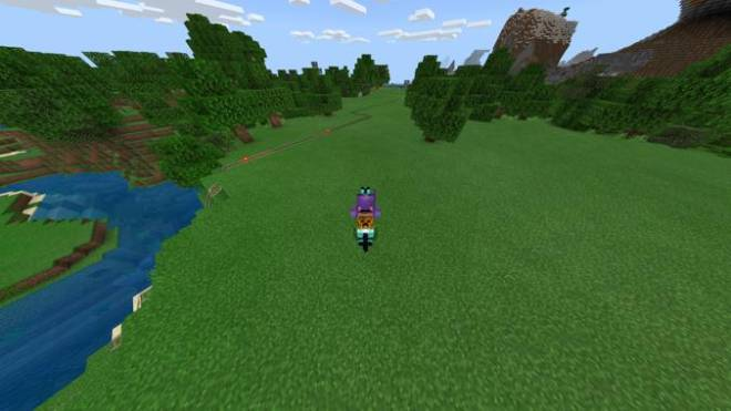 Minecraft: Memes - I've been terraforming the land for my great city today, that and completing my training for my job. image 3