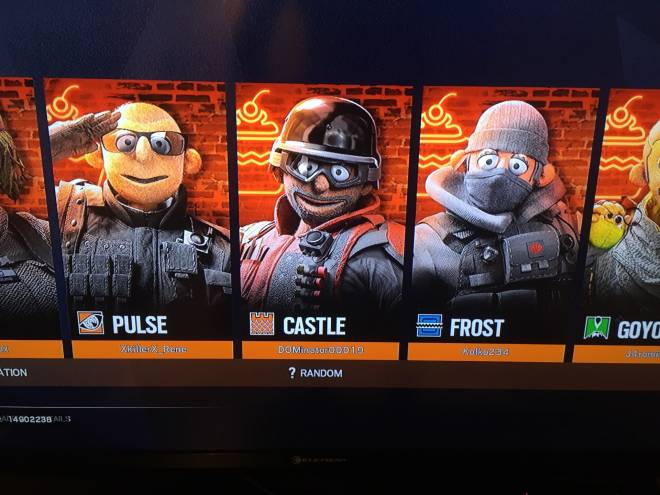 Rainbow Six: General - Playing the new game mode dm me if you wanna play image 1