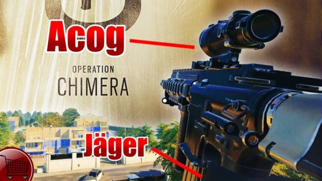 Rainbow Six: General - How much of yall miss Jager Acog  image 3