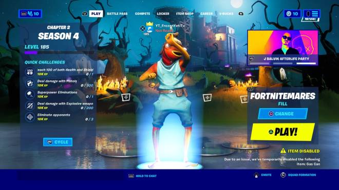 Fortnite: Battle Royale - Welp I guess ima grind for the rest of the holo foils since I'm close to lvl 200  image 1