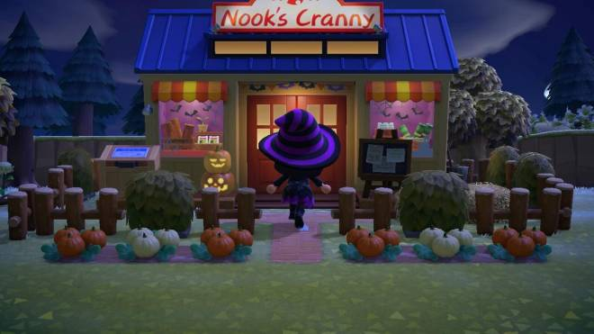 Animal Crossing: Posts - Little witch goes shopping  image 2