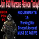 TSO is recruiting today!