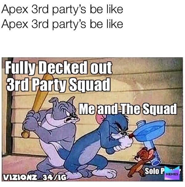Apex Legends: Memes - So true😭 image 2