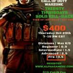 $400 Warzone Solo Tournament