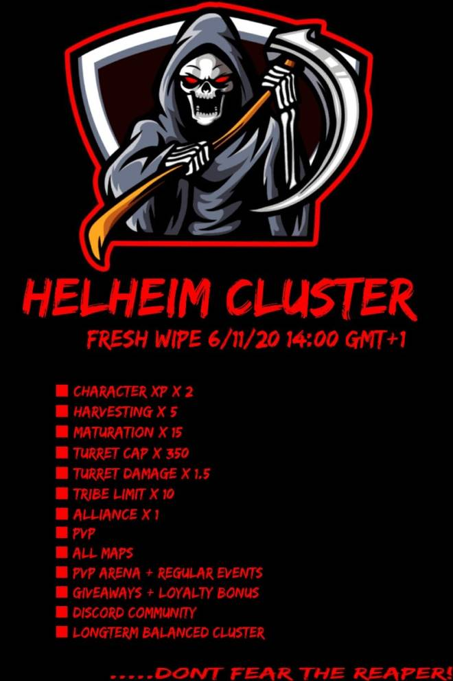 ARK: Survival Evolved: General - HELHEIM WIPING THIS FRIDAY( join up it's a fun server with active admins) image 2