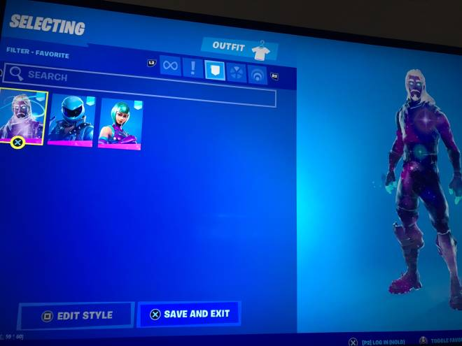 Fortnite: Looking for Group - I'm selling a fortnite galaxy wonder and honer guard skin acc hit me up if u wanna buy it image 3