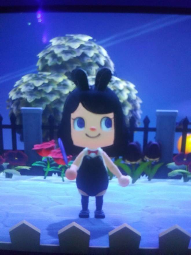 Animal Crossing: Posts - How is my Mai outfit? image 1