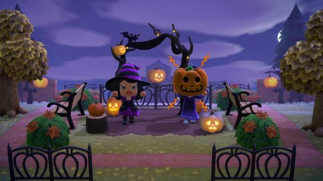 Animal Crossing: Posts - Our Halloween 2020 🎃 image 5