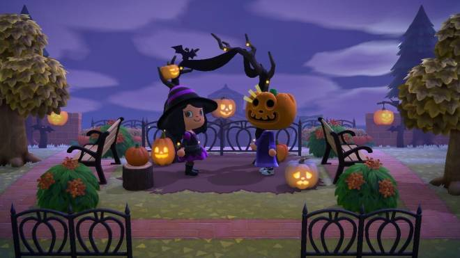 Animal Crossing: Posts - Our Halloween 2020 🎃 image 4