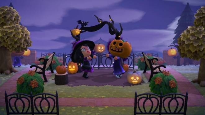 Animal Crossing: Posts - Our Halloween 2020 🎃 image 3