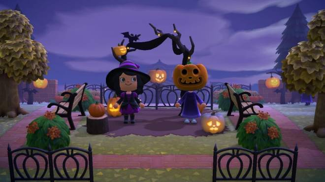 Animal Crossing: Posts - Our Halloween 2020 🎃 image 6