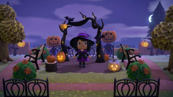 Animal Crossing: Posts - Our Halloween 2020 🎃 image 2