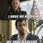 Every body is afraid of Trevor I wonder why🤔🤔🤔