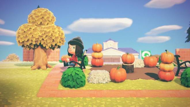 Animal Crossing: Posts - Autumnal vibes 🍂 image 2