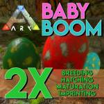 Everyone on Mobile Ark get ready for the BABY BOOOM!!!!!!