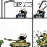 GTA5 LOGIC🤣🤣