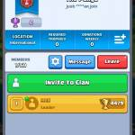 New clan trying to grow