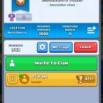 Join up new clan