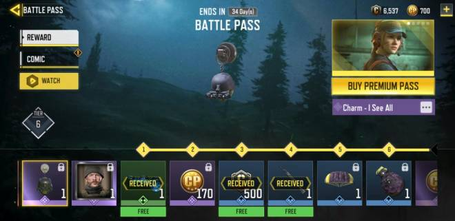 Call of Duty: General - Another CoD Mobile Battle Pass Review! image 6