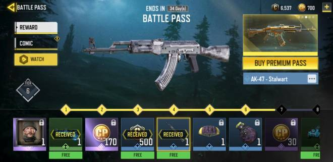 Call of Duty: General - Another CoD Mobile Battle Pass Review! image 10