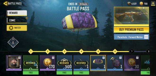 Call of Duty: General - Another CoD Mobile Battle Pass Review! image 12