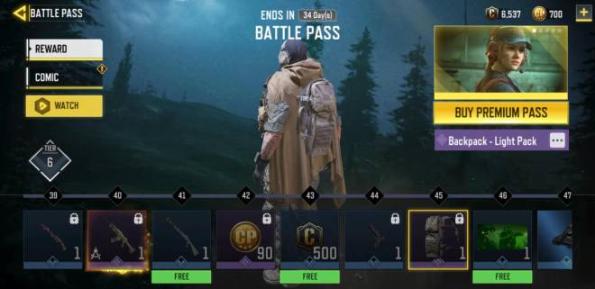 Call of Duty: General - Another CoD Mobile Battle Pass Review! image 30