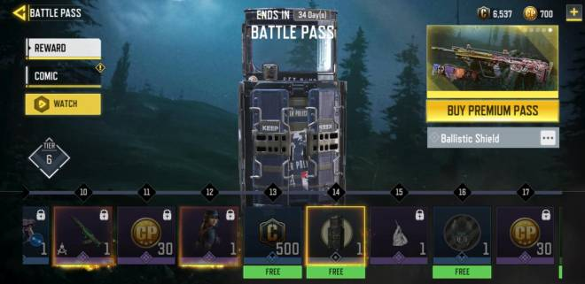 Call of Duty: General - Another CoD Mobile Battle Pass Review! image 18
