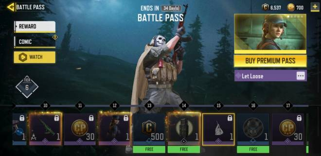 Call of Duty: General - Another CoD Mobile Battle Pass Review! image 20