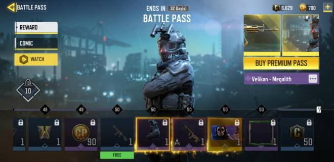 Call of Duty: General - Another CoD Mobile Battle Pass Review! image 32