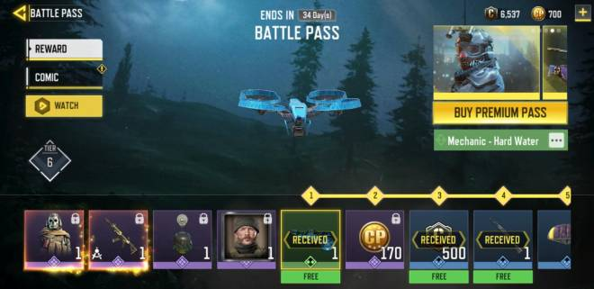 Call of Duty: General - Another CoD Mobile Battle Pass Review! image 8