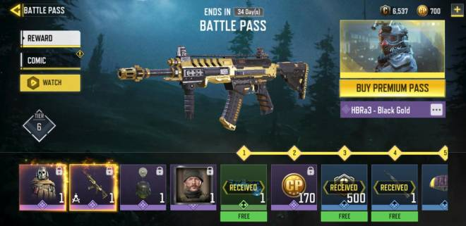 Call of Duty: General - Another CoD Mobile Battle Pass Review! image 4